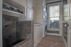Laundry Rooms - traditional - Laundry Room - Atlanta - Keri Morel Designs
