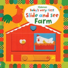Baby's Very First Slide & See Farm