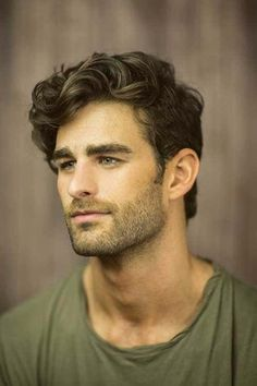 Mens long hair is a growing trend. Long, sleak, clean and healthy is the look - not stringy and lusterless!