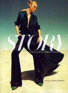 Color Story (Harper's Bazaar)