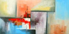 "Artwork 1335 ""Huedin"" size: 91x45cms  September 2013"