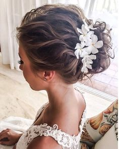 インスタで見つけた!海外のリアル花嫁に学ぶウエディングヘアアレンジまとめ♡ | marry[マリー]