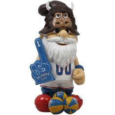 Oklahoma City Thunder Thematic Gnome II