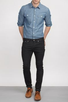 The Cashmoor Skinny Leg Jean Long | Jack Wills