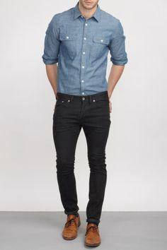 The Cashmoor Skinny Leg Jean Long   Jack Wills