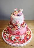 hello kitty christmas cake - Google Search
