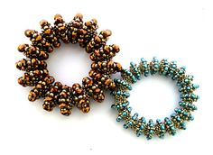 Beading pattern/ beading tutorial for seed by jeanpower on Etsy