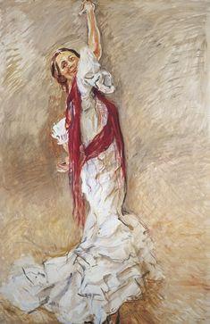 Max Slevogt - La Argentina (1926)