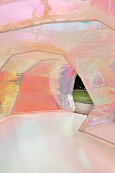 Iwan Baan's Images of Selgas Cano's 2015 Serpentine Pavilion