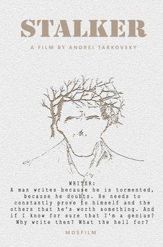 Tarkovskys stalker as a political allegory