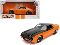 Packing Boxes, Rubber Tires, Diecast Model Cars, Car Brands, Jada, Chevrolet Camaro, Engineering, Muscle, Plastic