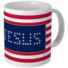 Having a cup of Java with!!! www.jesusamericanflag.com