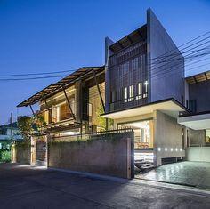 Baan Yo Yen by TA-CHA Design