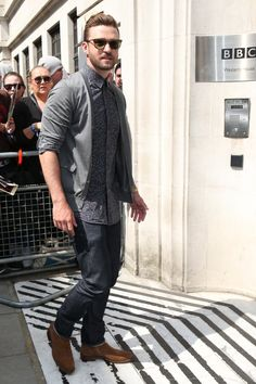 Pin for Later: Justin Timberlake's Latest Appearance Will Make You Want to Dance, Dance, Dance, Dance