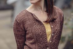 Ravelry: Sophie pattern by Jennifer Wood