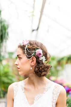 I've pored over this shoot for longer than I care to admit. Every gorgeous image fromAnushé Low, every lovely detail, styled with delicate care by B.loved Wedding Styling & Design. It's a floral heaven (looking at you Philippa Craddock!)with bohemian details to