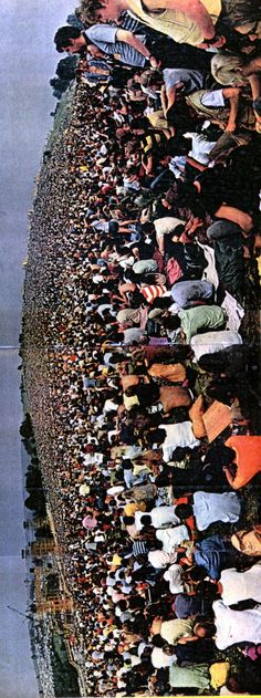 arousable:  peace-love-hippieness:  twistedforever:  woodstock 1969  I think i was there  beautiful
