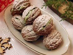 Diócska recept, ahogy a nagy könyvben meg volt írva – Katarzis Bakery Recipes, Cookie Recipes, Snack Recipes, Dessert Recipes, Snacks, Hungarian Desserts, Hungarian Recipes, Cooking Recipes For Dinner, Quick Easy Vegan