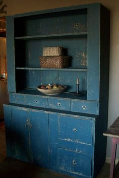 Ohio stepback with drawers * earlycountryantiques.