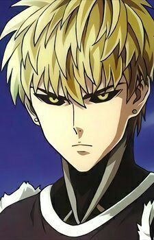 """Genos """"Demon Cyborg"""": One Punch Man - He's totally like someone ❤ His cute analysis strength, being serious at everything, how he speaks, & has a pale face. Saitama One Punch Man, One Punch Man Anime, Anime One, Genos Wallpaper, Man Wallpaper, Cool Animes, One Punch Man Season, Manhwa, Shokugeki No Soma Anime"""