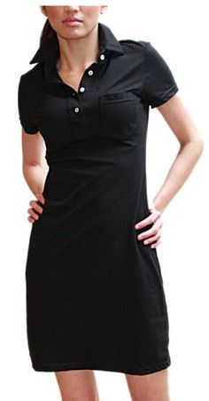 COLLAR JERSEY EMOTICON LEISURE DRESS AS LOW AS $22.95