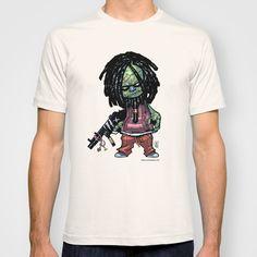 #plushygangsta #zombie #comics #hiphop