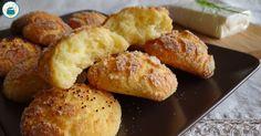 Gonfiotti allo stracchino, dei panini velocissimi al formaggio, senza glutine e senza lievito. Venite a scoprire perché si chiamano gonfiotti.