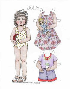 * 1500 free paper dolls Arielle Gabriel's The International Paper Doll Society #QuanYin5 Twitter QuanYin5 Linked In #ArtrA *