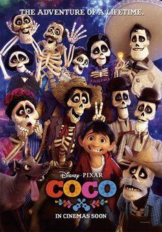 Coco / Lee Unkrich / 2017