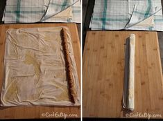 M'hanncha, ένα συγκλονιστικό σιροπιαστό γλυκό! ⋆ Cook Eat Up! Butcher Block Cutting Board, Bamboo Cutting Board, 9 And 10, Dessert Recipes, Cooking, Food, Cakes, Kitchen, Eten