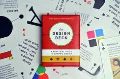 Um baralho de cartas que também é um manual sobre design gráfico – que tal? - Blue Bus