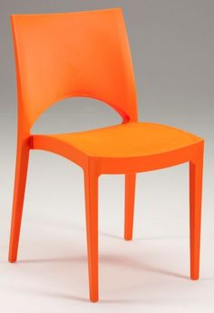 Surf Indoor and Outdoor Poly Chairs