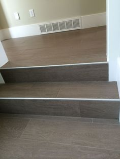 Best Porcelain Wood Look Tile Stairs Design And Build 400 x 300