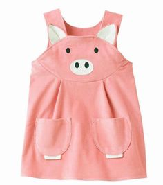 Baby pig, piglet romper costume - my best baby product list Baby Kostüm, Baby Pigs, Little Girl Dresses, Little Girls, Pig Costumes, Pig Girl, Baby Girl Patterns, Cute Kids, Baby Shower Gifts