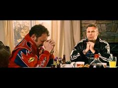 Talladega Nights - Prayer to Baby Jesus - YouTube