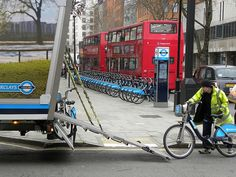 Cycle Hire ,Londres / London