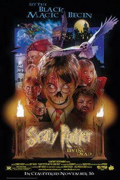 Scary Rotter And The Living Dead
