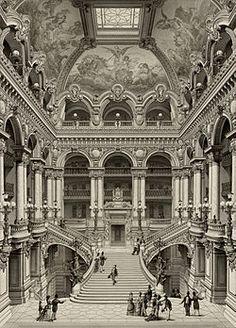 Palais Garnier - Wikipedia, the free encyclopedia