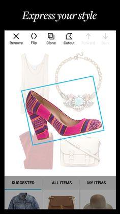 Polyvore: Style & Buy Fashion- screenshot