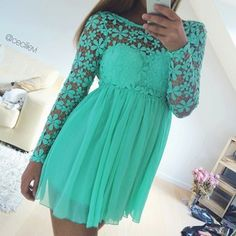 Different color i think but still a pretty cute dress