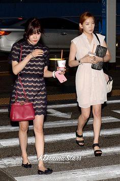 Taeyeon, and Tiffany