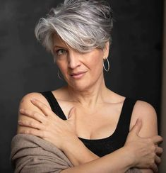 50 Best Short Hairstyles For Women Over 50 - #Hairstyles #shorthair #ShortHaircuts #shorthairstyles - Hairstyles - Hairstyles 2019
