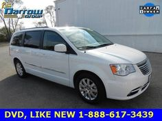 2014 Chrysler Town & Country, 42,546 miles, $20,640.