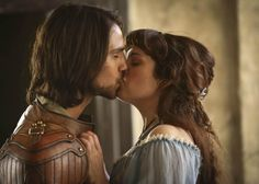 Romantic Moment of the Week: The Musketeers And Romantic Vows