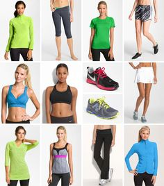 Get a gold medal-workout on with on-trend fitness wear from the Nordstrom Anniversary Sale.