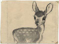 Bambi! (storyboard)