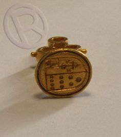 Gold seal found by our customer using XP Deus Metal detector.