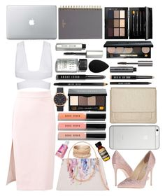 """Extra!!!"" by o0o8rosemary8o0o ❤ liked on Polyvore featuring Mulberry, Bobbi Brown Cosmetics, beautyblender, Ted Baker, Benjamin Adams, MSGM, Native Union, Capulet London, Marc Jacobs and Aesop"