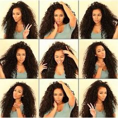 curly sew in - Google Search