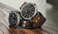 Pilot Watch original by Laco watches